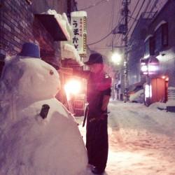 道雄と雪三郎